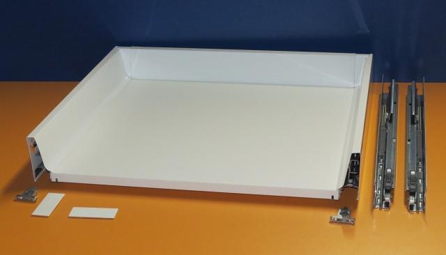 Blum Tandembox Antaro Schublade für 60er Schrankbreite, ohne Besteckeinsatz