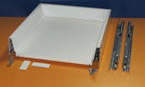 Blum Tandembox Antaro Schublade für 45er Schrankbreite, ohne Besteckeinsatz